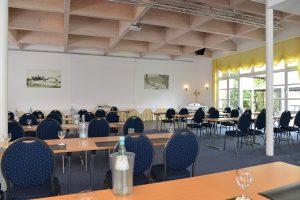 Festsaal und großer Tagungsraum