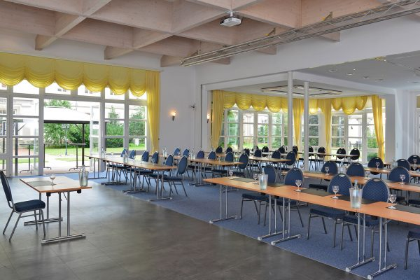 Largest Conference room and Ballroom, 266 m², for max. 250 persons