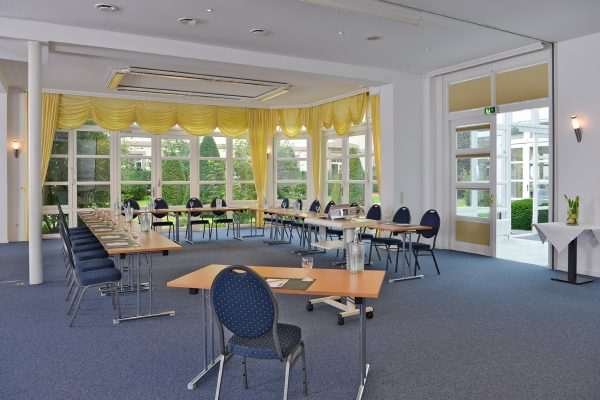 Meeting room combined Werra & Fulda, 110 m², for up to 60 persons