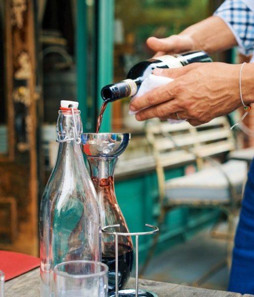 The wine festival Hameln comes